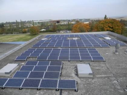 Photovoltaikanlage Industrie