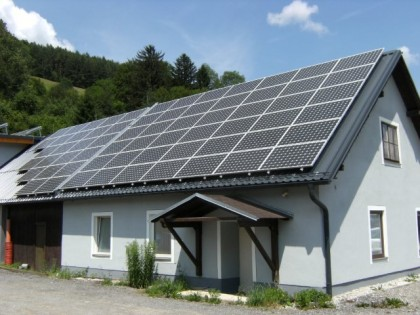 Photovoltaikanlage Einfamilienhaus 3
