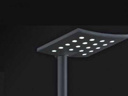 Installation von LED Beleuchtungen