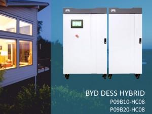 BYD – PV Speicher Lithium