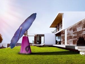 Smartflower – Das weltweit erste All-in-One-Solarsystem