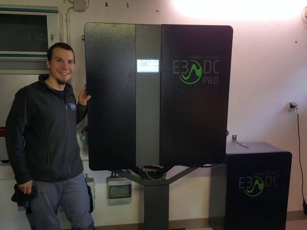 E3DC PRO | Sonnenkraftwerk in der Energiemodellregion Bucklige Welt – Wechselland